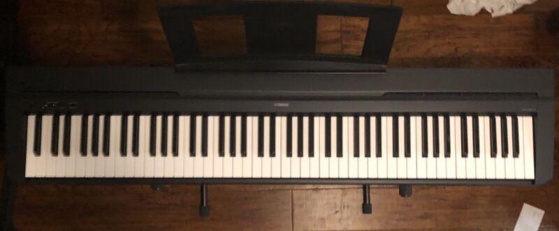 Yamaha P71 88-Key Digital Piano - Black *Basically New*