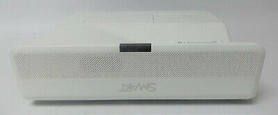 SMART U100 XGA Ultra Short Throw HDMI 3600 Lumens <600 Lamp Hours LOW HOURS