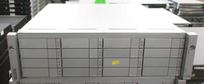 PROMISE VTRAK J630S 16 Bay Disk Array - No Drives