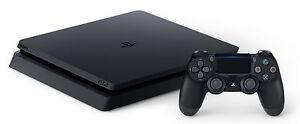 PlayStation 4 500GB slim - brand new unopened $320.00 OBO