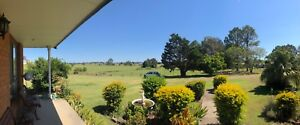 Hobby farm with access to Macleay River