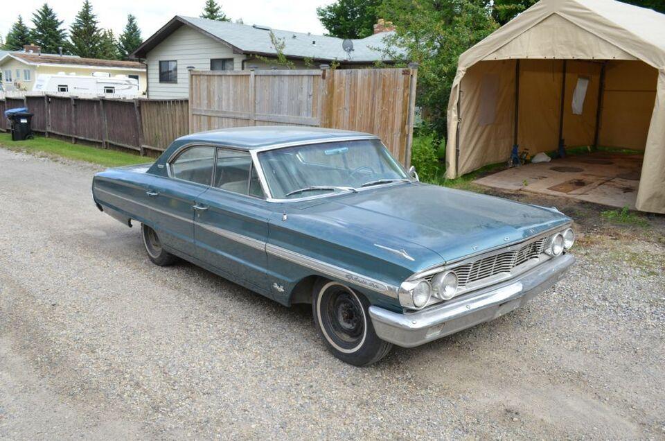 Cars Vehicles In Alberta Kijiji: 1964 Ford Galaxie Sedan