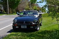 1979 MG MGB Mgb Convertible