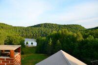 Thanksgiving Cottage Rental - Baptiste Lake / Haliburton