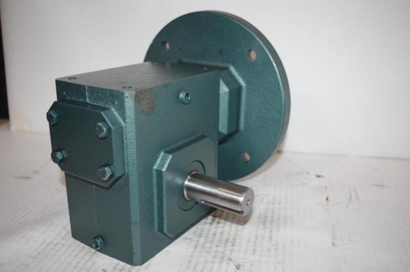GROVE GEAR SPEED REDUCER # BMQ224-2  RATIO: 5:1  FRAME: 180TC
