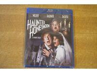 Haunted Honeymoon Bluray (Region A)