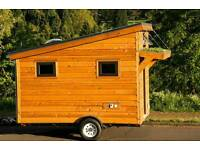 Tiny house trailer available to rent in the Bedworth area.
