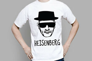 Breaking-bad-Heisenberg-t-shirt-Mens-tshirt-unisex-tee-NEW