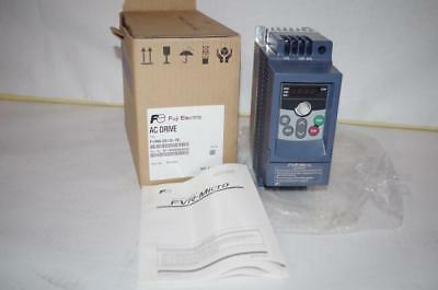 Fuji 0.25 Hp 230vac 1ph Input 230v 3ph Out Vfd Drive  Fvr0.2s1s-7e  New