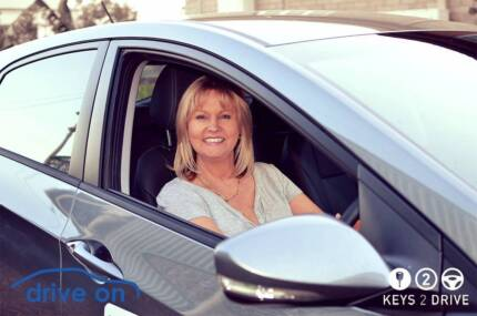 One Free Professional Driving Lesson - Lady Instructor