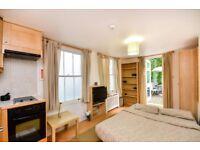 Studio flat in Claverton Street, Pimlico SW1V