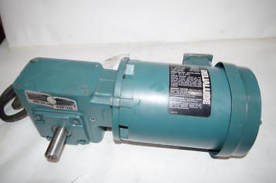 Reliance Electric 12hp Ac Motor Speed Reducer P56h5069m Dodge 301 Ratio