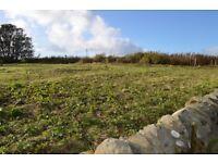Plot of Land, village of Glenbarr Argyll by The Atlantic Ocean