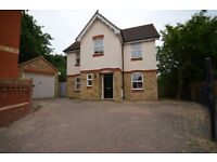 Detached 3 double bed 2 bath house- AVAILABLE NOW