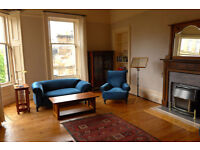3 Bedroom + large study and livingroom Flat for rent West End