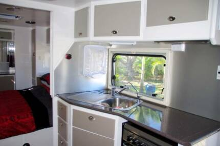 "2012 JB Caravans Scorpion 23'6""' Off Road Caravan"