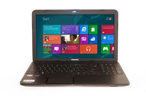 NEW-Toshiba-C855D-S5340-DUAL-Core-4GB-Ram-320GB-15-6-WINDOWS-8-WiFi-DVD-RW