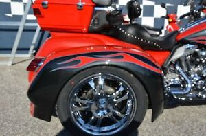 HONDA, HARLEY TRIKE KITS $1.00 BASIC INSTALLATION ON ALL KITS