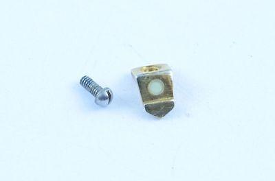 BREITLING AEROSPACE REITER GOLD MIT SCHRAUBE RIDER TAB NR. 0 WITH SCREW