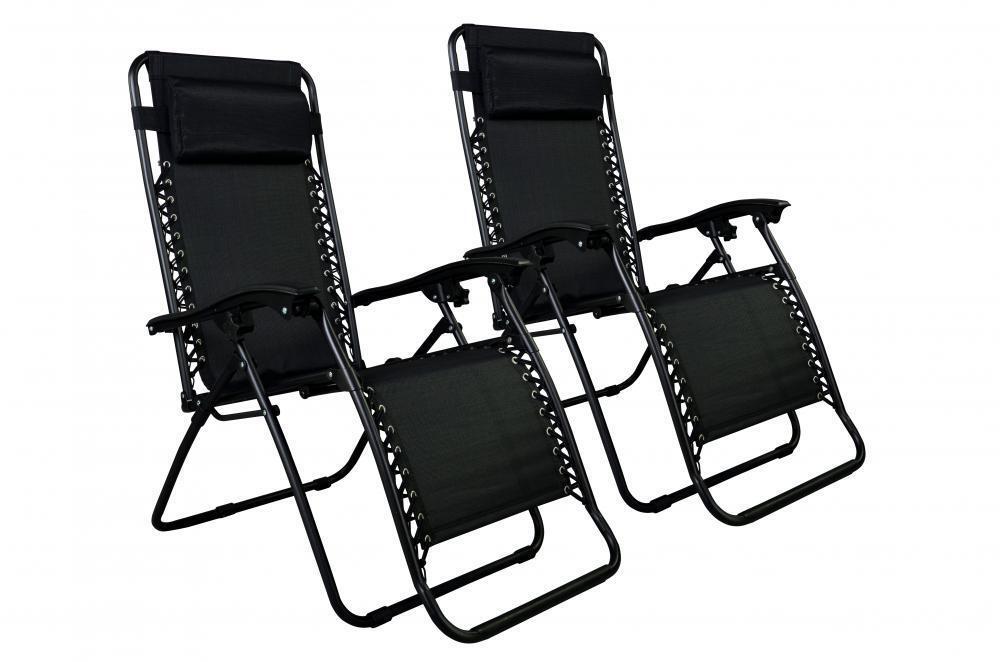 새로운 무중력 의자 2 라운지 파티오 의자 야외 야드 비치 O62의 경우