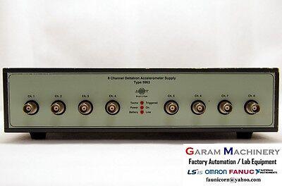 Bruelkjaer Type 5963 8 Channel Deltatron Accelerometer Supply Emsups Ship