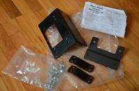 Winch Mount for Teryx 750 2008 - 2012