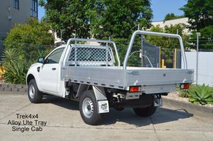 Single Cab Ute Tray- Aluminium NEW - Fitting or Freight available
