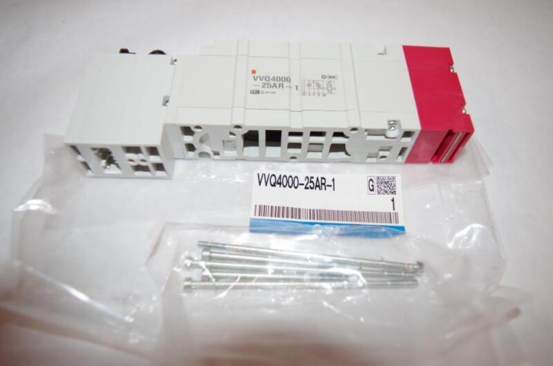 SMC #  VV4000-25AR1  VALVE