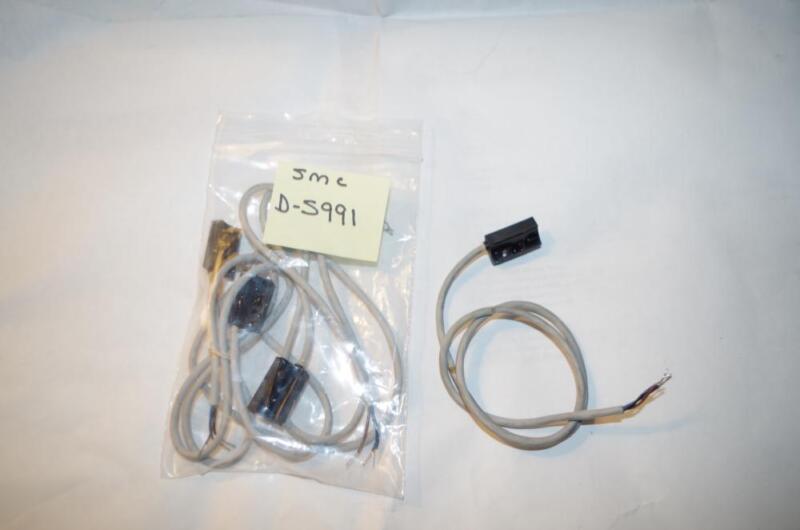 SMC # D-S991  SENSOR  (LOT OF 4EA.)     NEW!