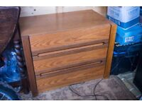 Vintage German Musterring Chest of Drawers –Purchased Heals 1970s