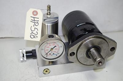 Parker Hydraulic Motor Tb Series Torqmotor Tb0130am100aaaa Code Hp-528