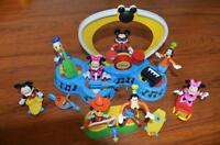 Mickey Mouse Clubhouse Jammin Jamstand Musical Rock Band
