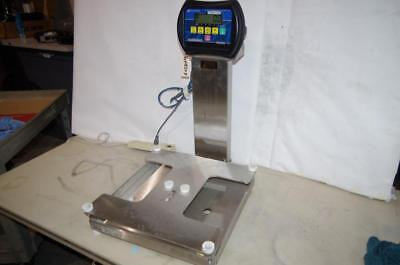 Fairbanks Platform Scale Fb-2250-1 18 X 18  115230vac 300lb Code Fb203