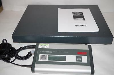 Ohaus Platform Scale  Ds20l  Capacity 220 X 0.1 Lb.  100 X 0.05kg.