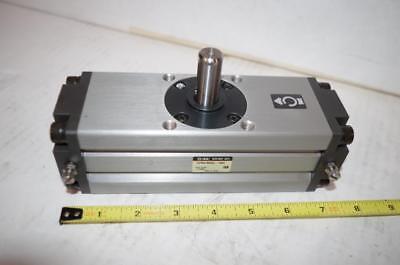 Smc  Cdra1bs50-180c Rotary Pneumatic Actuator Cylinder