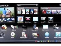 Samsung 50 inch smart LED hd tv d8000