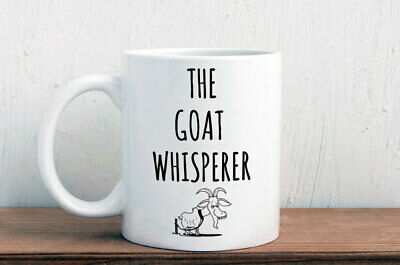 Gift For Goat Lover Goat Mug The Goat Whisperer  ()