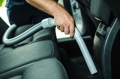 Take a vacuum cleaner to your car this spring