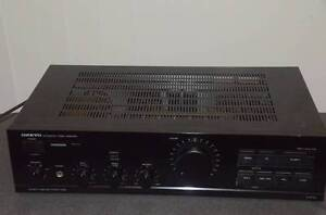 Onkyo A -8130 stereo amplifier for sale. In good condition. Happy Eatons Hill Pine Rivers Area Preview