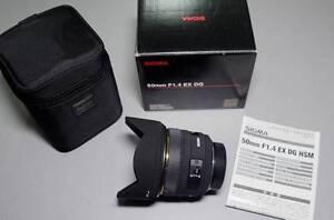 SIGMA 50mm f1.4 EX DG (Nikon Mount) Darwin CBD Darwin City Preview