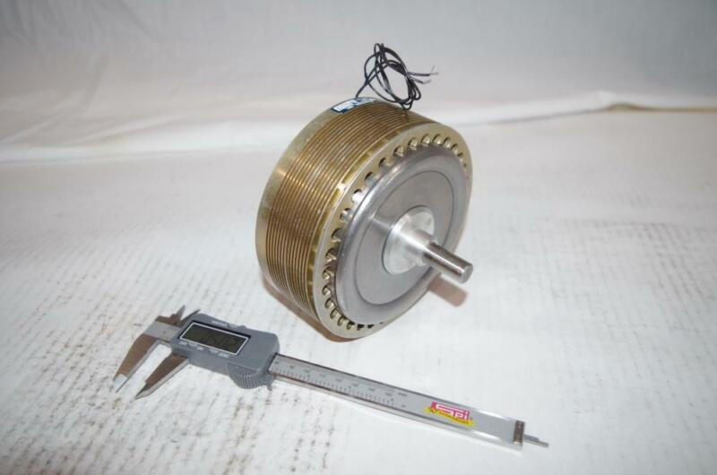 MAGTROL HYSTERESIS BRAKE HB-700-3   INPUT: 12VDC