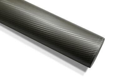 Grau 3D Carbonfolie Autofolie & Luftkanäle 152 cm x 500 cm