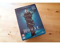 HOUSE Seasons 1-6, £15