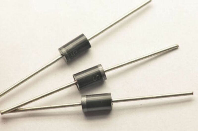 10PCS SR540 SB540 5A/40V Schottky Diodes NEW