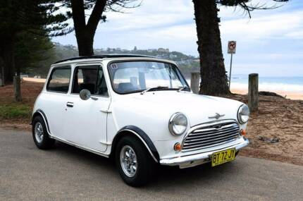1973 Leyland Mini Sedan 2dr