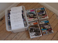 Retro Ford Magazines from issue 1