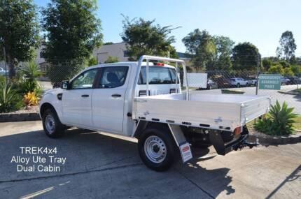 Ute Tray - Aluminium NEW - Fitting available - Freight available