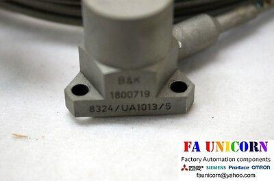 Bruelkjaer Type 8324 Ua1013 High-temperature Industrial Charge Accelerometer