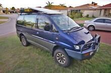 1998 Mitsubishi Delica Space Gear Turbo Desiel Van/Camper/Ute Huntingdale Gosnells Area Preview