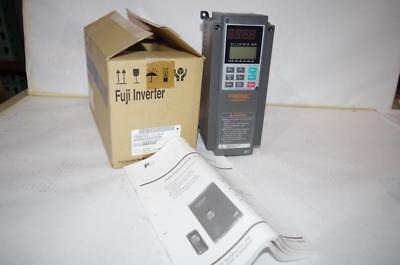 Fuji 0.5 Hp Vfd Motor Drive 230vac 60hz. 3phase Inout Frnf50g11s-2ux  2